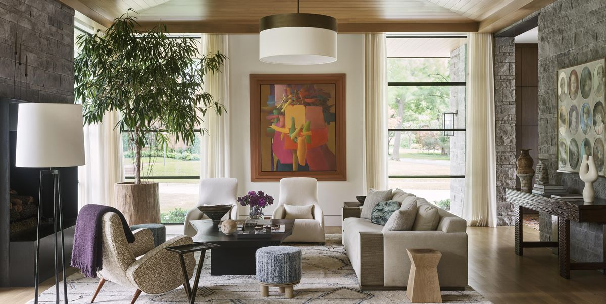 Designers Share Their Best Tips for Acing Ambience in the Living Room with Lighting