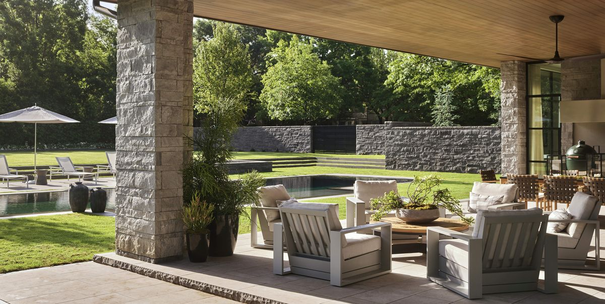 30 Stunning Outdoor Rooms For Al Fresco Gatherings