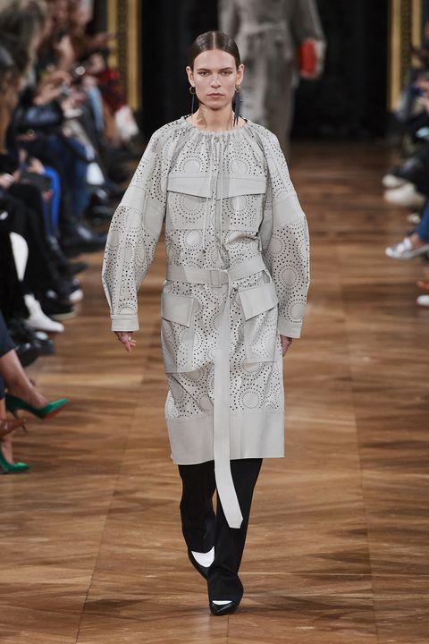 Stella McCartney Herfst/Winter 2020 in Parijs