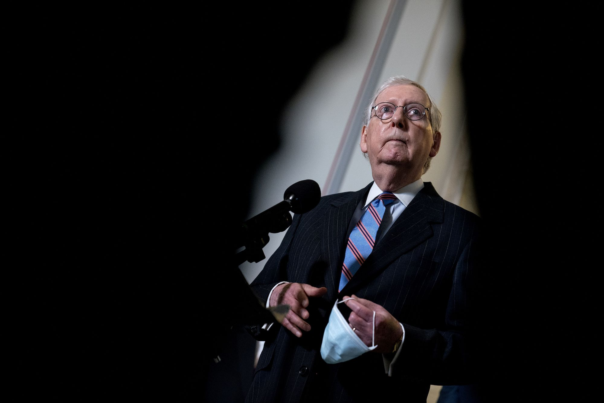 At the Very Least, This Bill Keeps Mitch McConnell's Hijacking of the Courts in the Public Eye