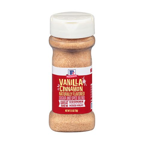 sugar and spice seasoning
