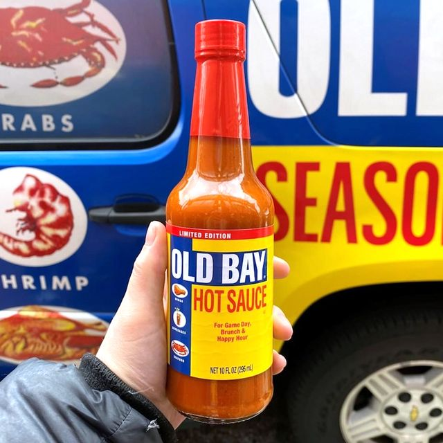 mccormick's old bay seasoning hot sauce