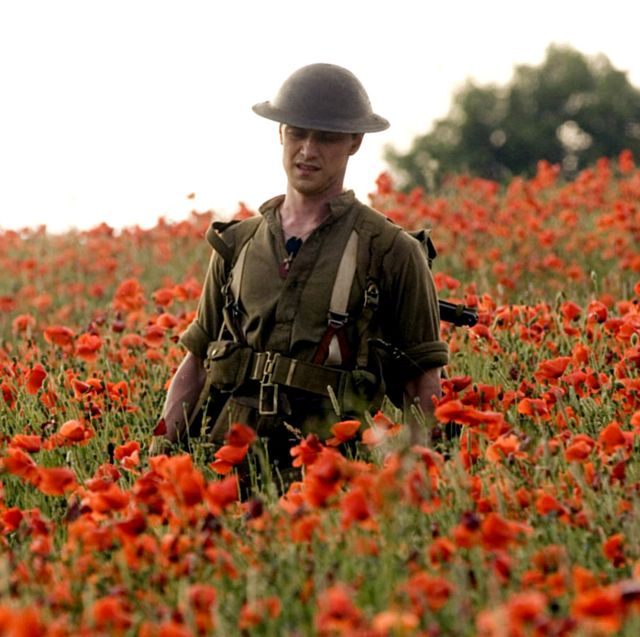 A scene of James McAvoy in Atonement
