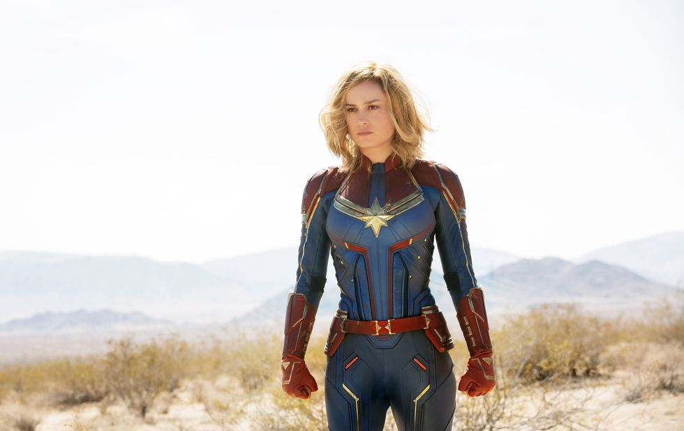 Where Is Captain Marvel