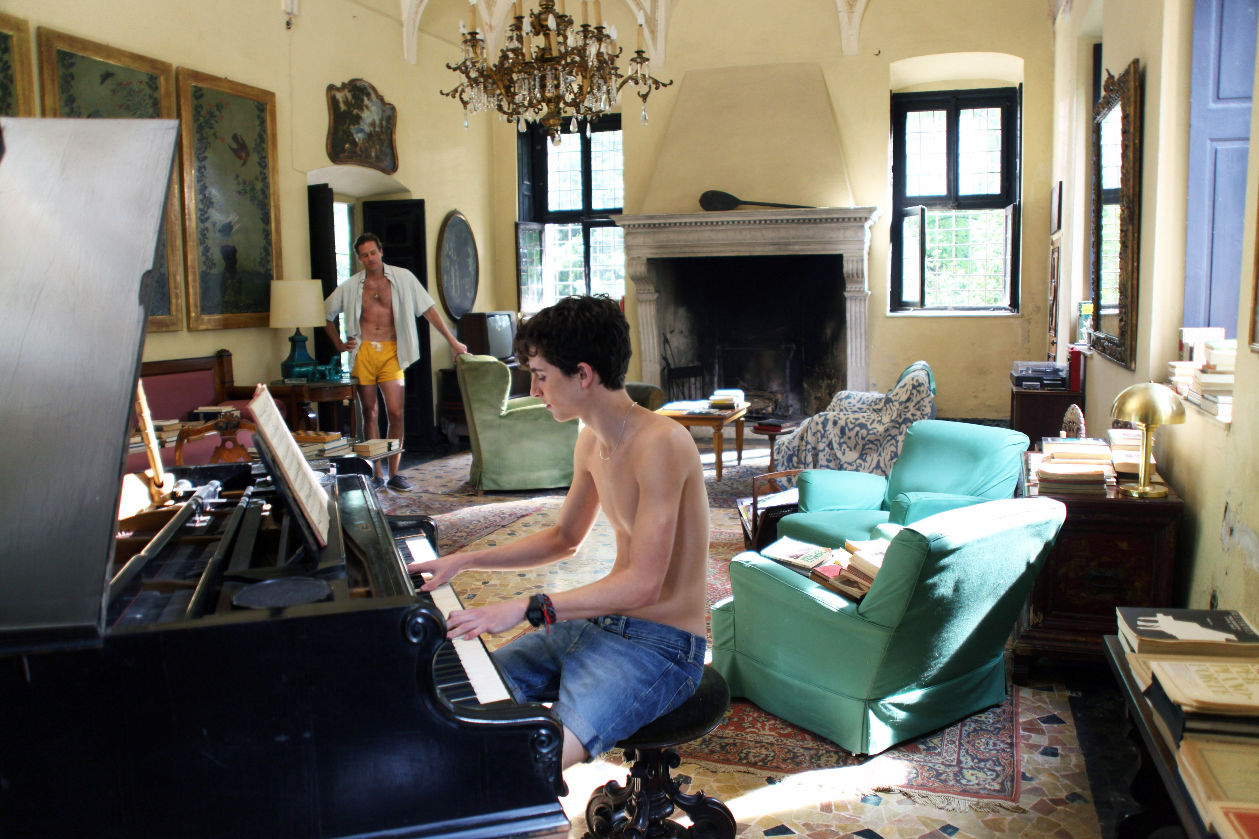Timothée Chalamet and Armie Hammer Are Returning for the Call Me by Your Name Sequel