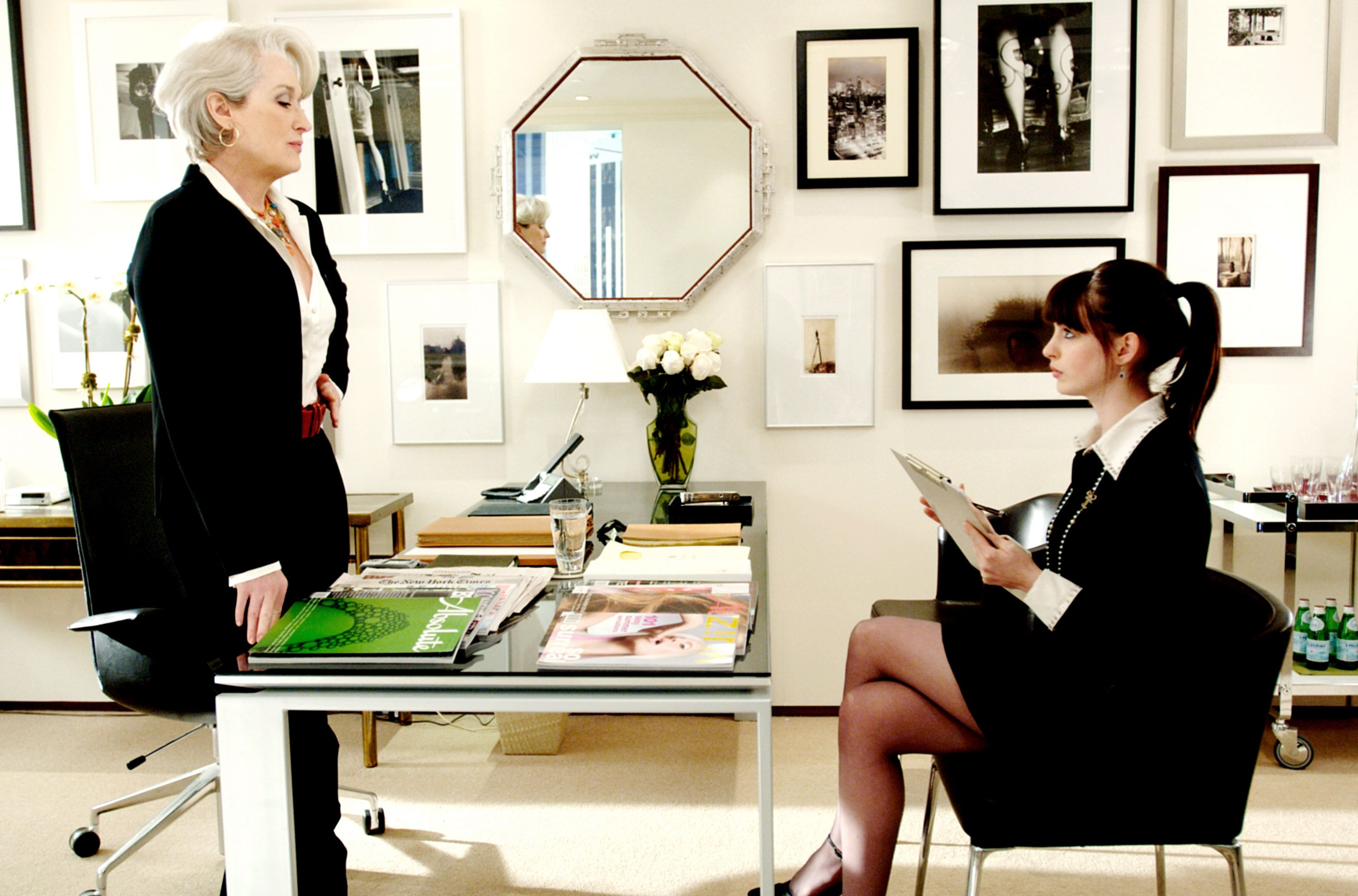 A Musical Based on 'The Devil Wears Prada' Will Arrive Next Summer