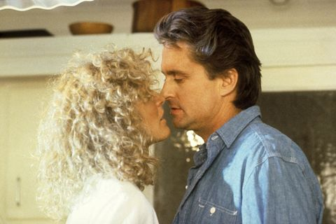 FATAL ATTRACTION, Glenn Close, Michael Douglas, 1987, (c) Paramount/courtesy Everett Collection