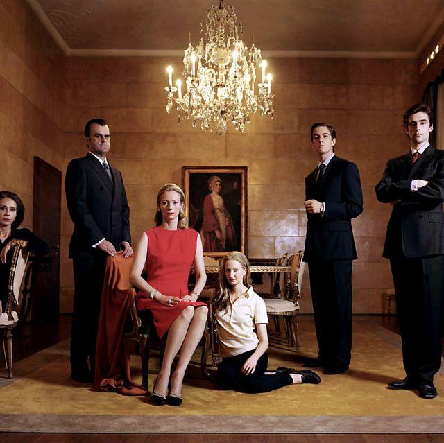 I AM LOVE, (aka IO SONO L'AMORE), from left: Marisa Berenson, Pippo Delbono, Tilda Swinton, Alba Roh