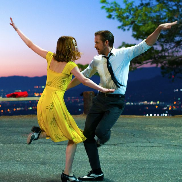 LA LA LAND, l-r: Emma Stone, Ryan Gosling, 2016. ph: Dale Robinette/©Summit Entertainment/courtesy