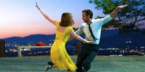 LA LA LAND, l-r: Emma Stone, Ryan Gosling, 2016. ph: Dale Robinette/©Summit Entertainment/courtesy
