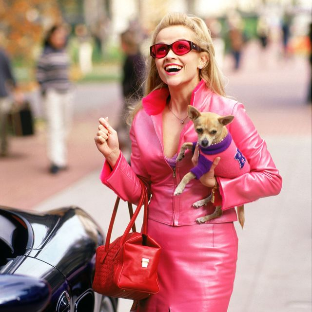 Pink, Street fashion, Clothing, Eyewear, Sunglasses, Red, Fashion, Blond, Footwear, Lip,