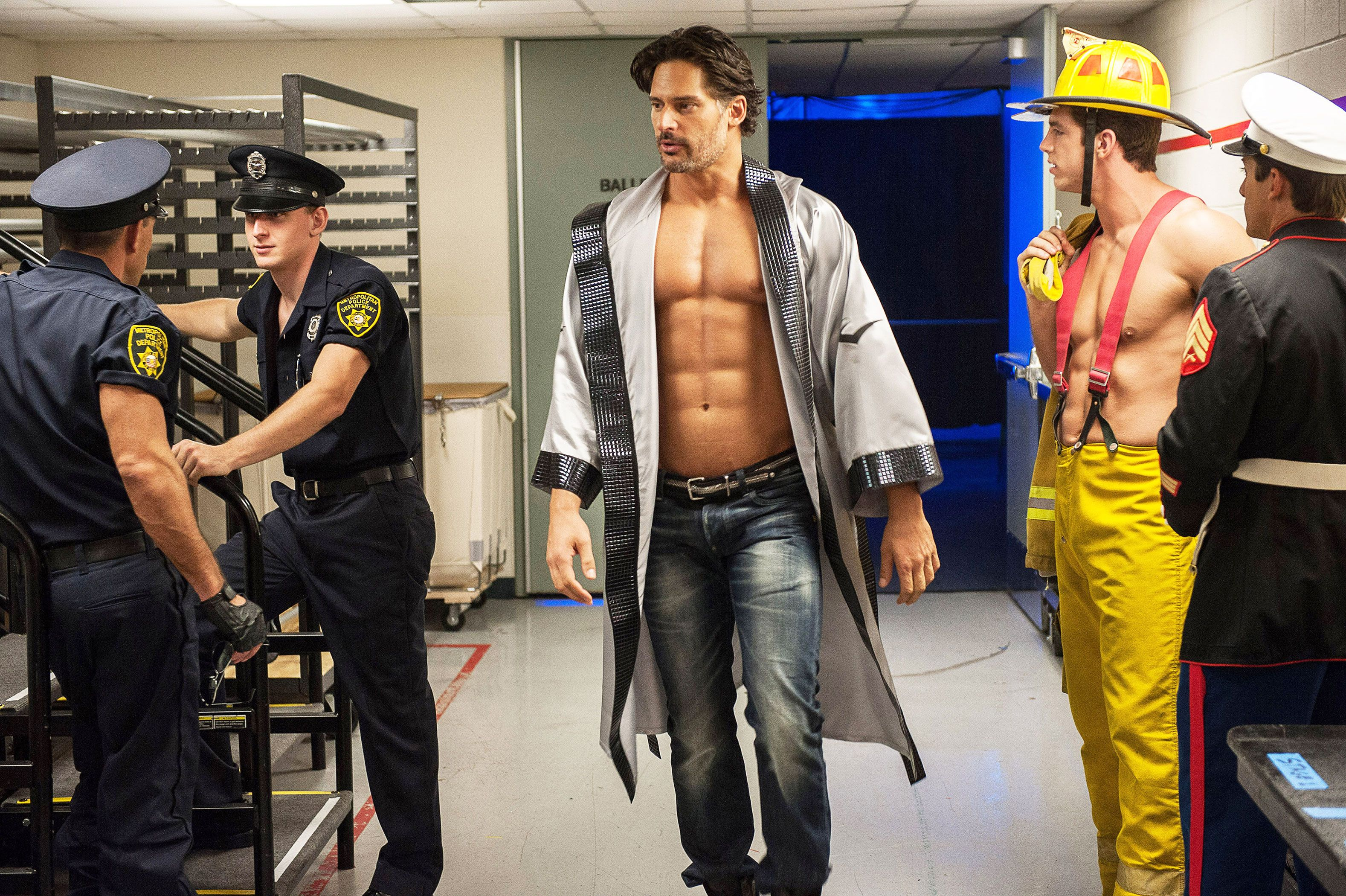 Joe Manganiello's Reveals His Secrets To Abs Over 40