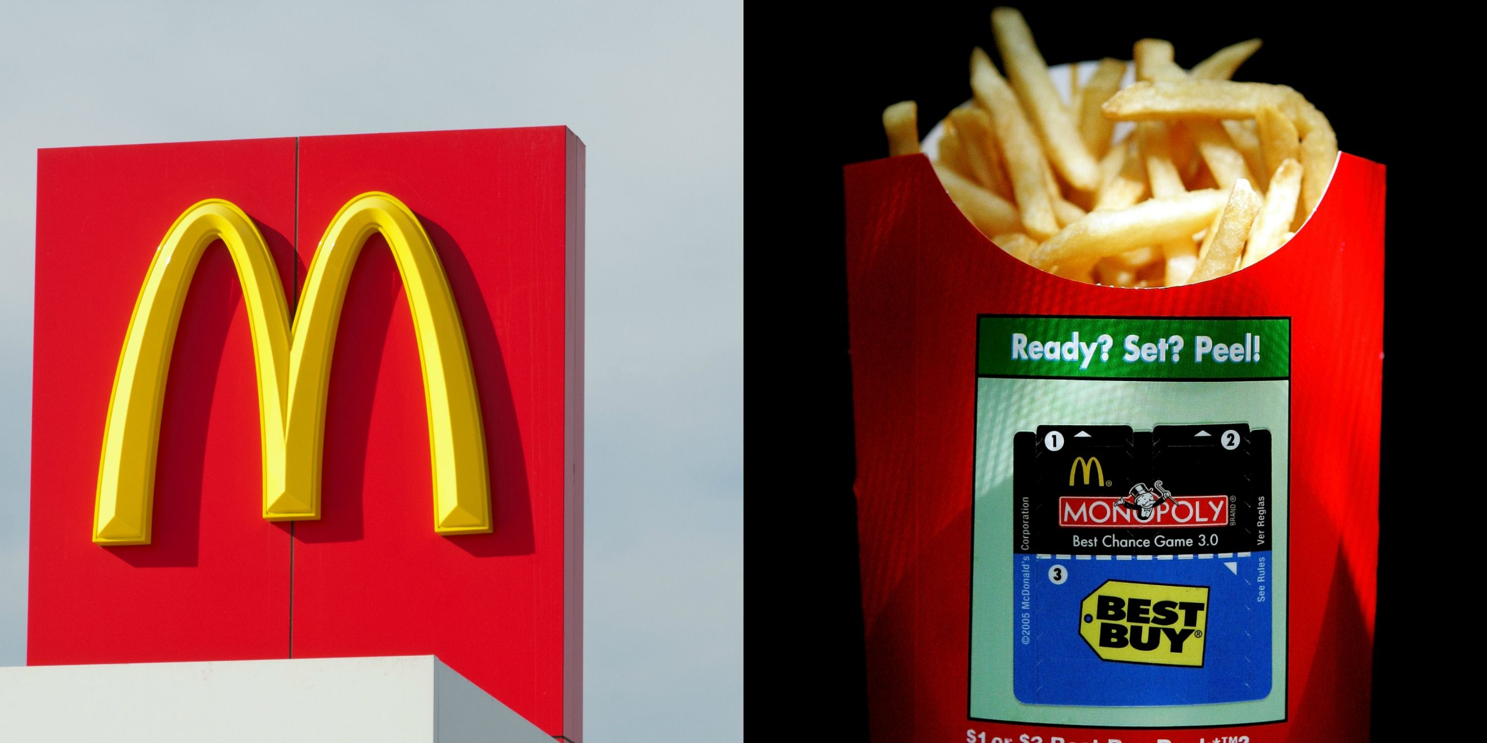 mcdonald's monopoly game was rigged, and twitter is obviously unhappy