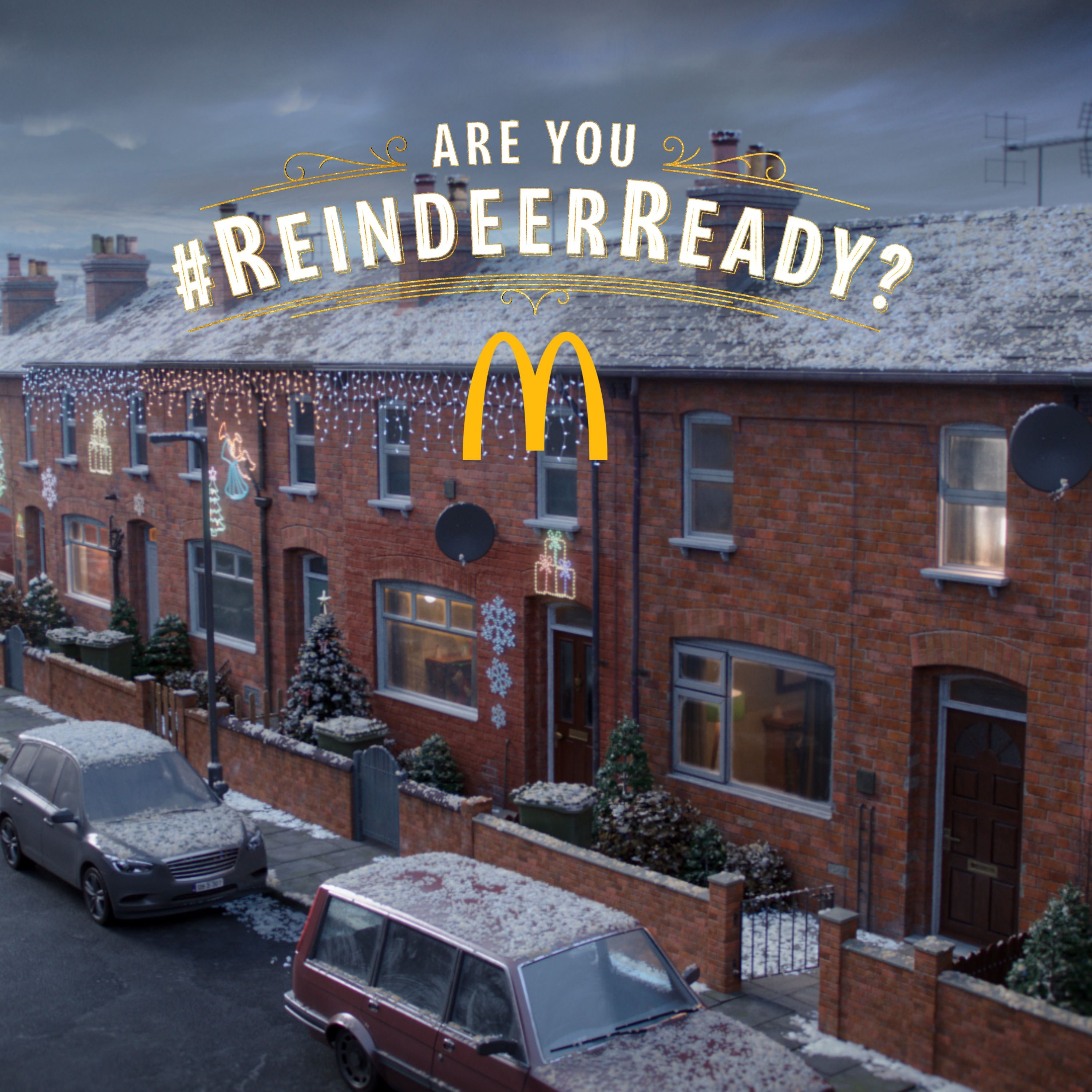 McDonald's Christmas Advert introduces Archie the Reindeer in festive 'Reindeer Ready' campaign