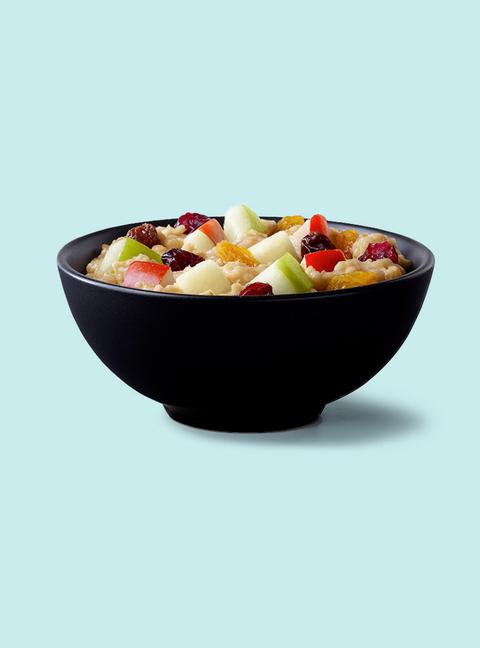 mcdonald's fruit  maple oatmeal