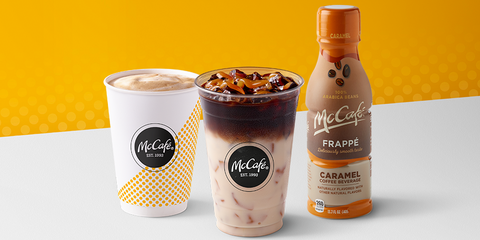 Alert Mcdonald S Is Selling Caramel Macchiatos For 2
