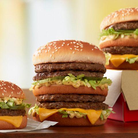 Food, Hamburger, Fast food, Dish, Big mac, Junk food, Cuisine, Patty, Original chicken sandwich, Breakfast sandwich,