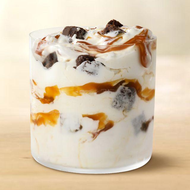 mcdonald's caramel brownie mcflurry