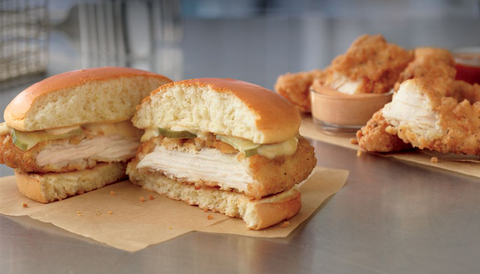 Image result for mcdonalds ultimate chicken sandwich