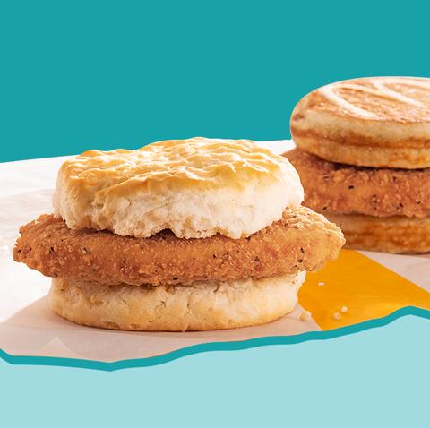 mcdonalds chicken breakfast sandwiches nutrition