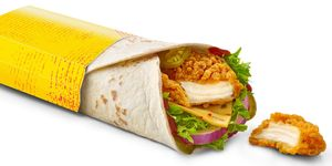 McDonald's New Chicken Fajita Wrap Is Replacing An Old Favourite