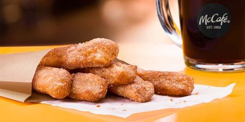 Dish, Food, Cuisine, Ingredient, Fried food, Dessert, Fritter, Produce, Croquette, Baked goods,