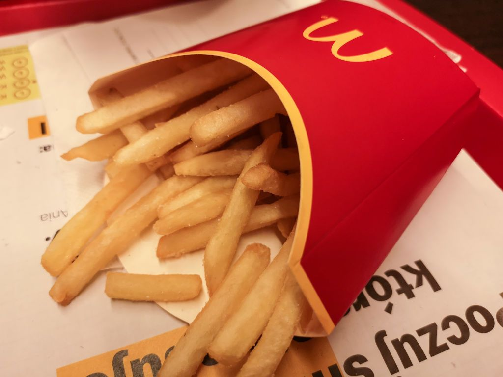 Mcdonalds Is Offering Free Chips Every Friday Of January