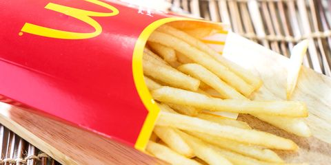 French fries, Junk food, Fast food, Fried food, Side dish, Food, Kids' meal, Dish, Cuisine, American food,
