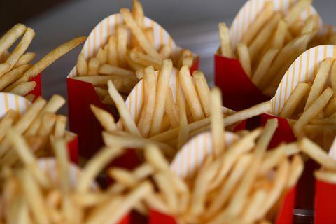 McDonald's Is Giving Away Free Fries This Week And Here's How To Get Them