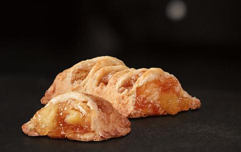mcdonald s apple pie recipe changed to make the dessert healthier