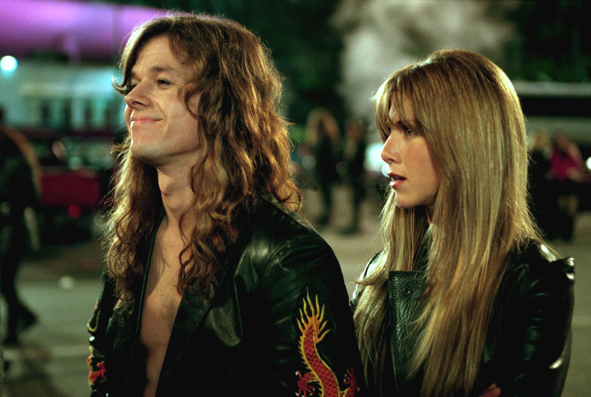 ROCK STAR, Mark Wahlberg, Jennifer Aniston, 2001