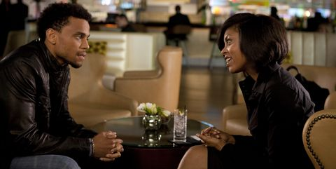 THINK LIKE A MAN, l-r: Michael Ealy, Taraji P. Henson, 2012, ph: Alan Markfield/©Screen Gems/courtes