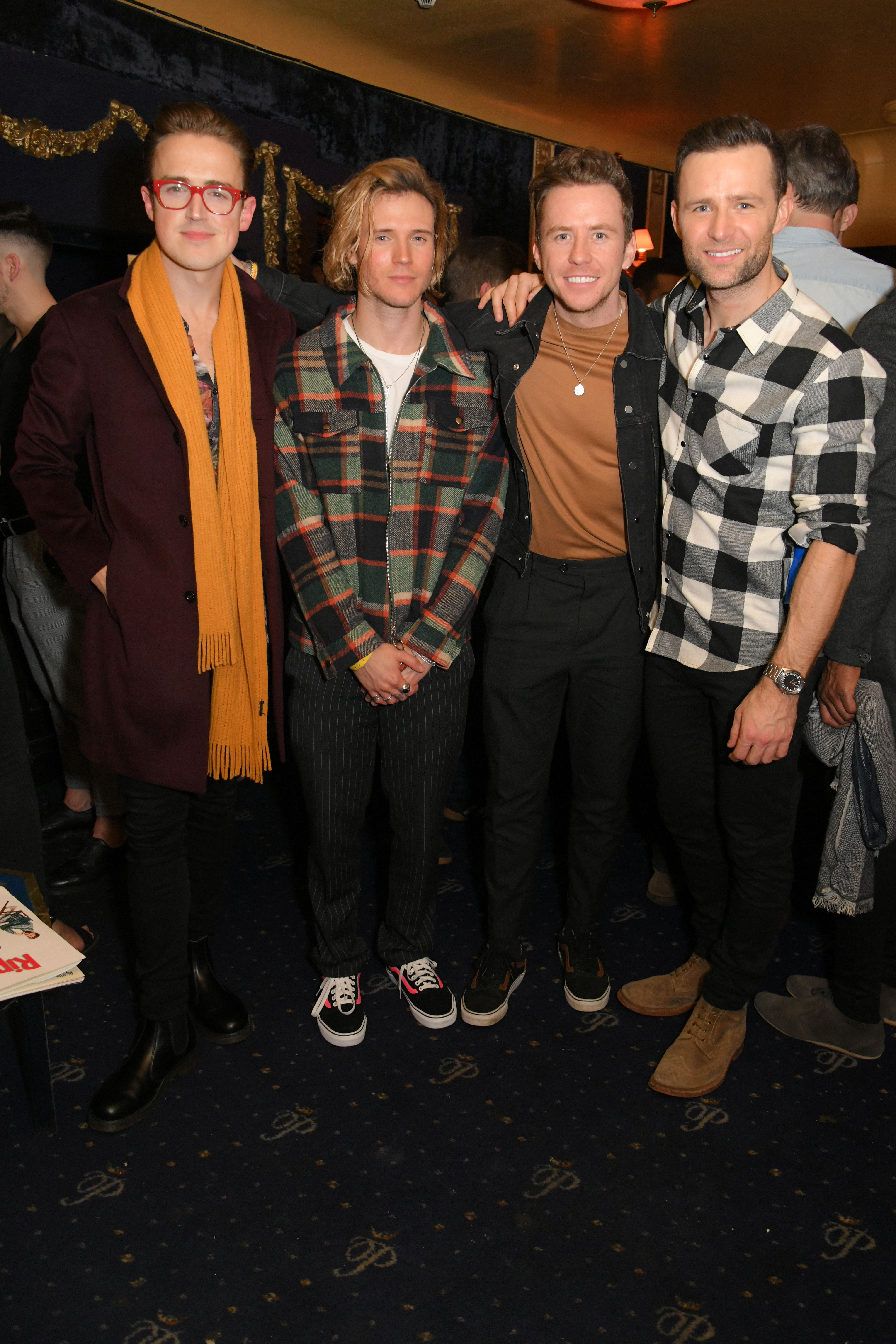 McFly discuss what the future holds for the band after sold out comeback show