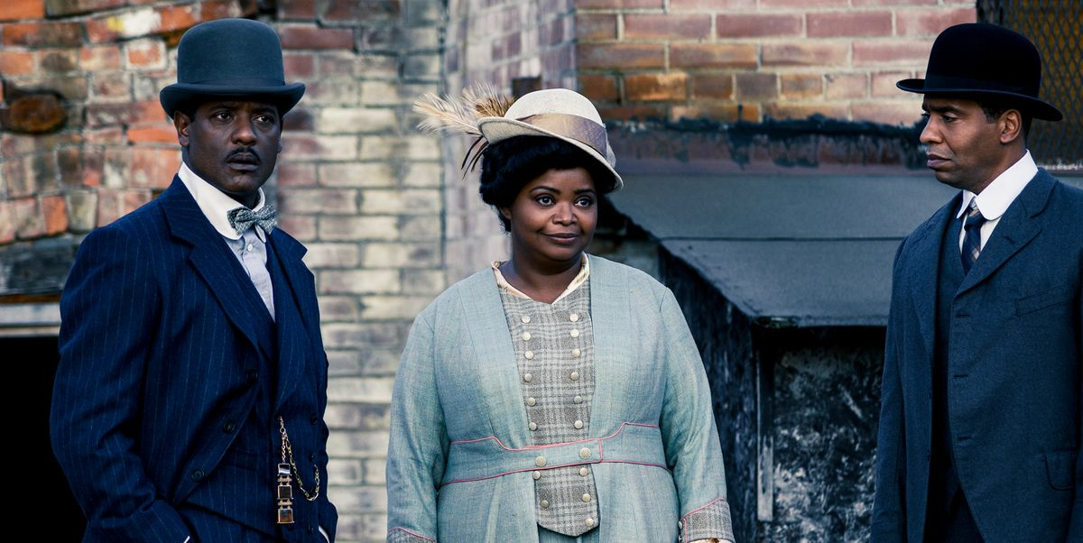 Watch the First Trailer for Netflix's New Series About Black Beauty Mogul Madam C.J. Walker