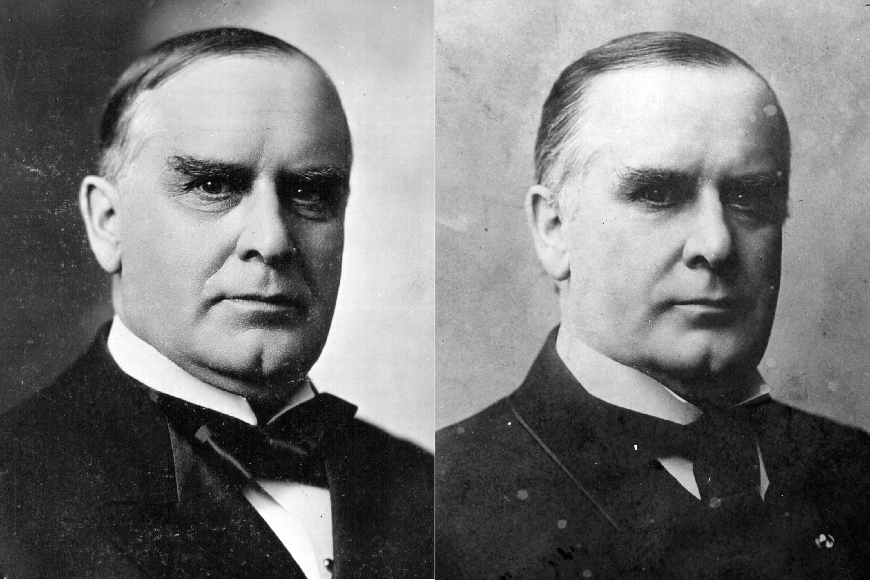 William McKinley - Presidents Before And After Serving In Office