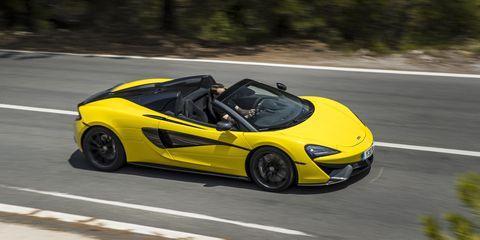 Land vehicle, Vehicle, Car, Supercar, Sports car, Automotive design, Yellow, Performance car, Mclaren automotive, Mclaren p1,