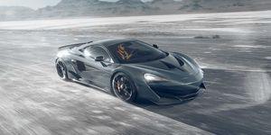 McLaren 600LT Novitec frontal