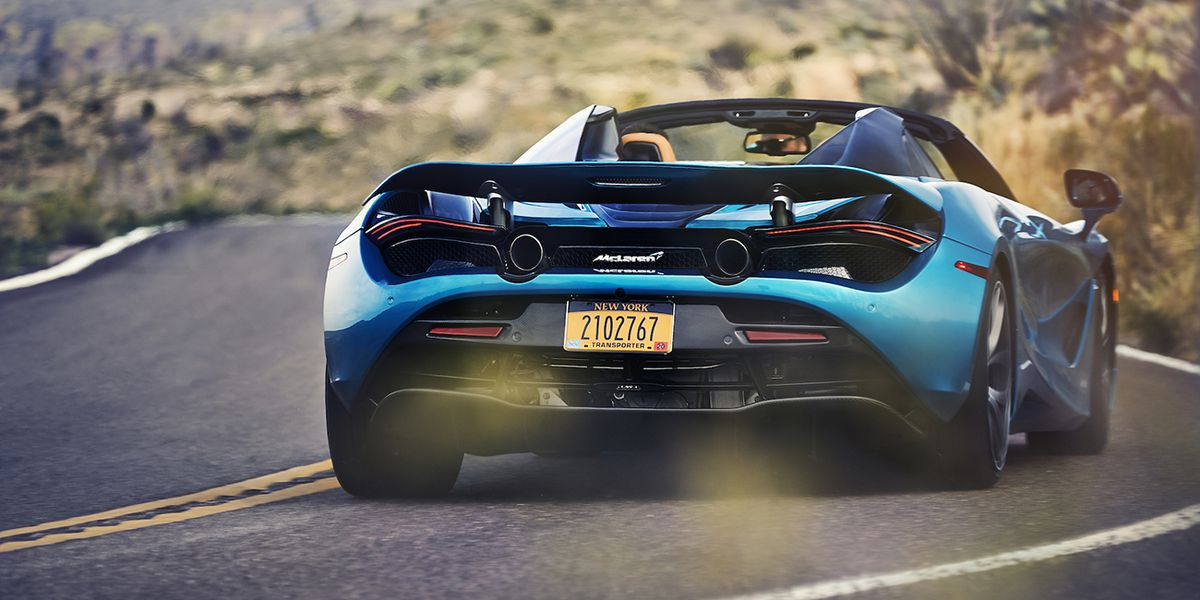 The Loudest Cars That Car and Driver Has Ever Tested