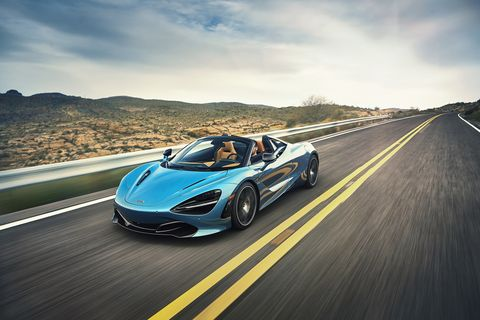 73aeaa35b9f The McLaren 720S Spider Is Practically the Perfect Supercar