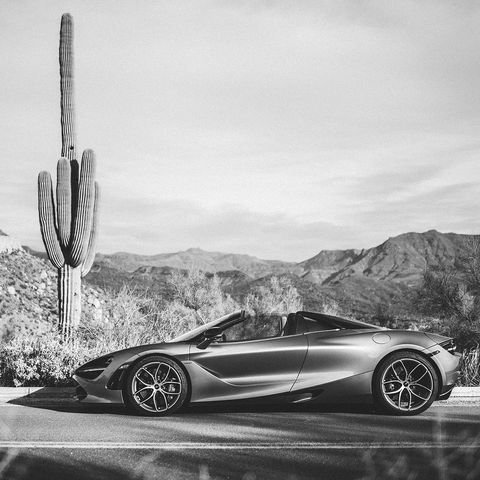 McLaren Spider