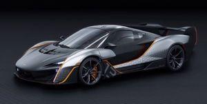 McLaren BC-03 filtrado