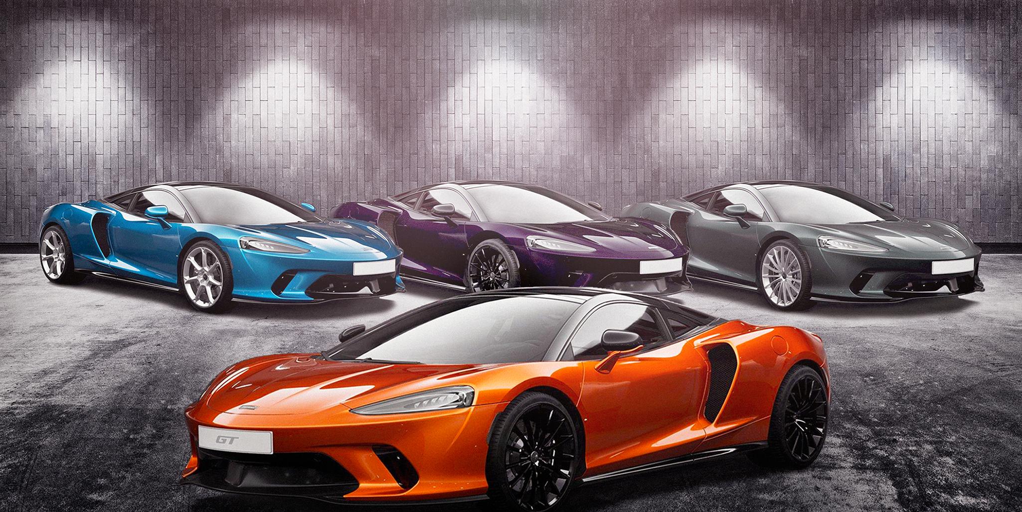 The 2020 McLaren GT Car and Driver Editors Want