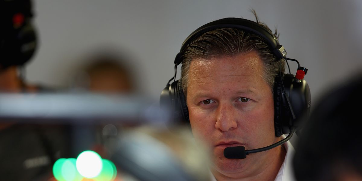 McLaren's Zak Brown Dishes on Which IndyCar Drivers He'd like to See in F1
