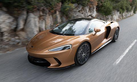 McLaren GT - fotos