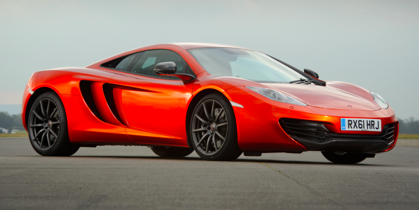 Used McLaren MP4-12Cs Are Now Less Than $100,000