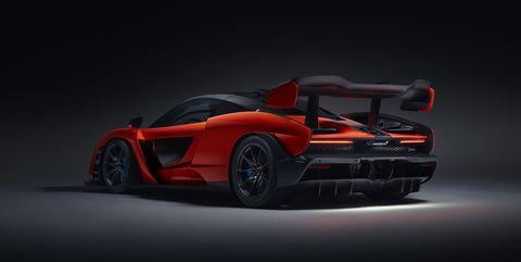Mclaren Senna P15 Official Debut New Mclaren P15 Photos Specs
