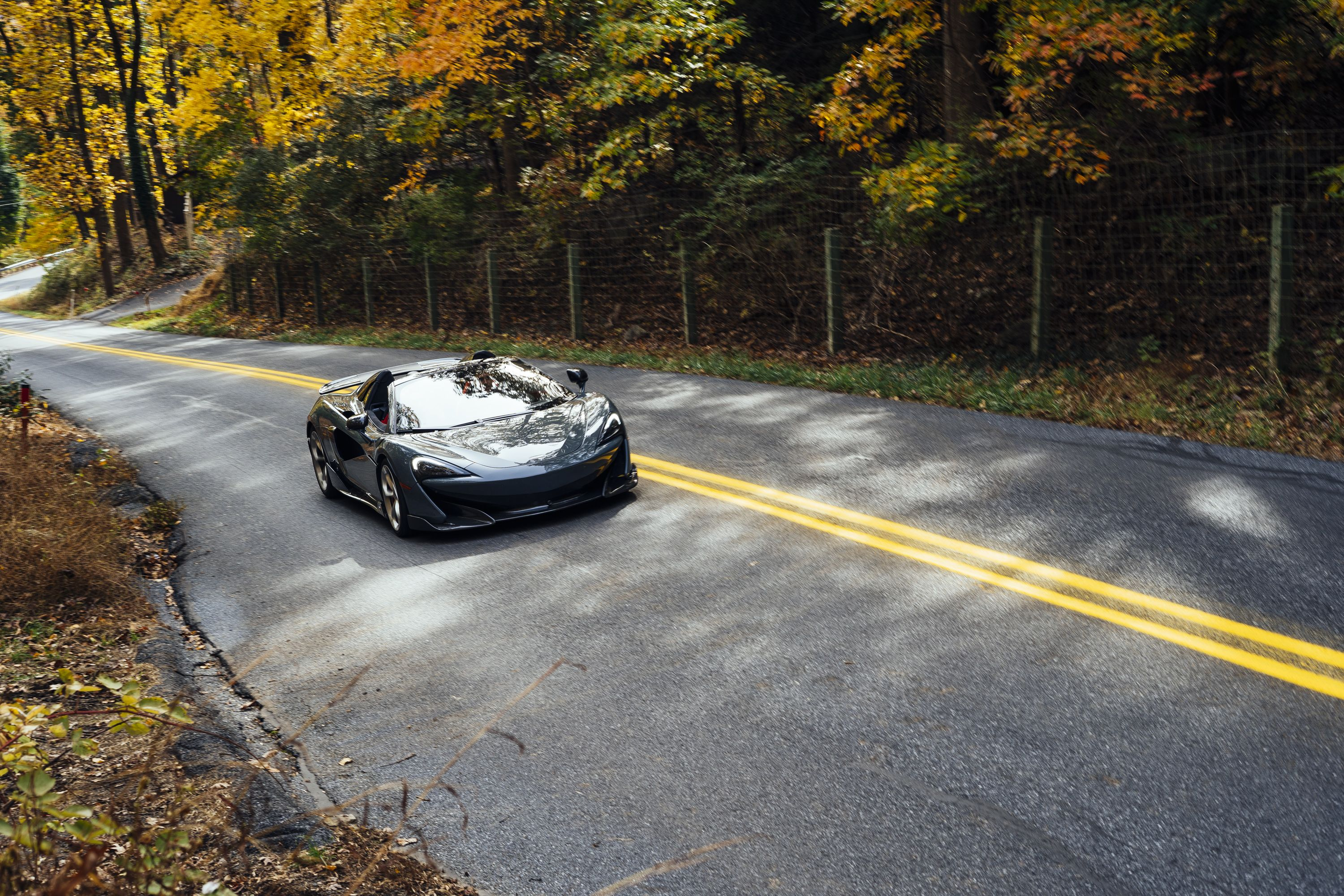 On a Supercar, the Cameras Are There To Make You Go Faster
