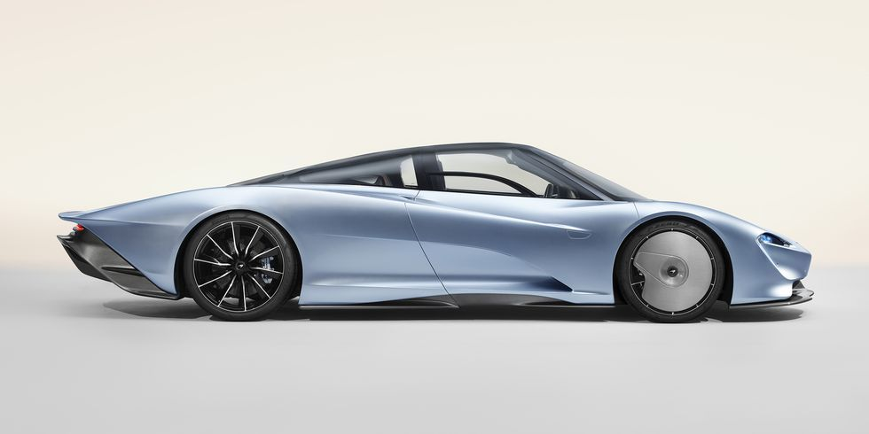 The McLaren Speedtail Is Like Nothing You've Seen Before