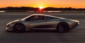 McLaren Speedtail supera los 400 km/h