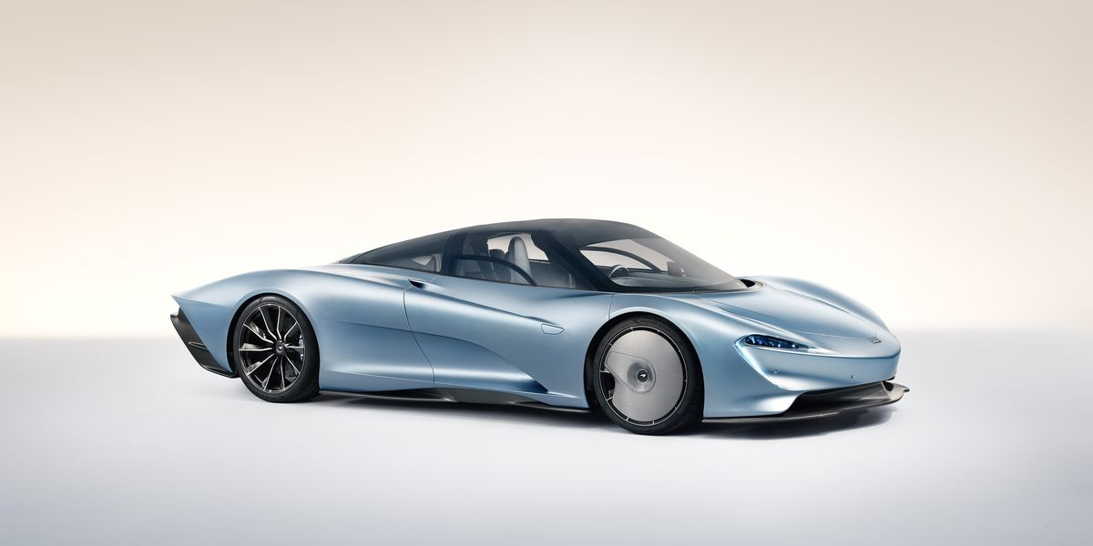 2020 Mclaren Speedtail Revealed Release Date Price News